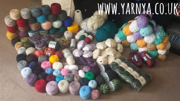 I have a (Yarn) Problem ... www.yarnya.co.uk
