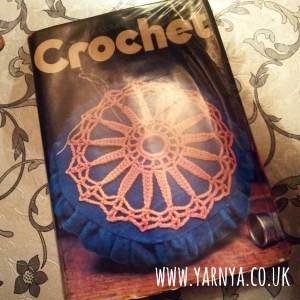 A step back in time - Crochet books from days gone by www.yarnya.co (1)