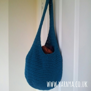 My all time favourite finished projects (so far) www.yarnya.co.uk Market Bag