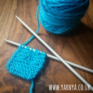 Friday Find (3rd July 2015) - I'm a beginner knitter! www.yarnya.co.uk
