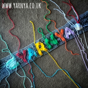 A banner for Yarnya ... and a chance to do a small side project www.yarnya.co.uk