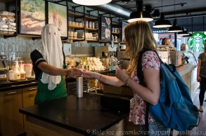 Prove there's a ghost in a Starbucks working as a barista