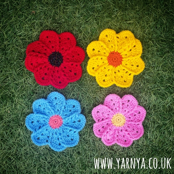 Friday Find (4th September 2015) - Yarndale (Flowers for Memories) www.yarnya.co.uk