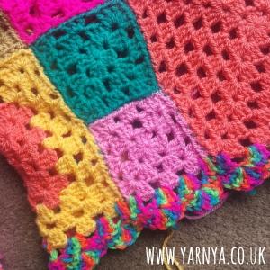 Sunday Sevens (6th September 2015) www.yarnya.co.uk Ugly ut Charming Crochet