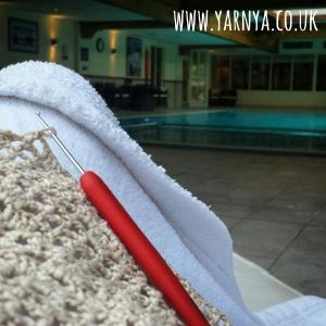 Sunday Sevens (27th September 2015) www.yarnya.co.uk Spa Day Crochet