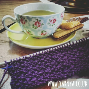 Sunday Sevens (4th October 2015) www.yarnya.co.uk Knit and Natter