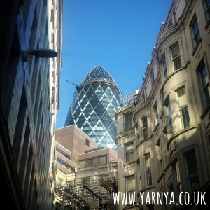 Sunday Sevens (4th October 2015) www.yarnya.co.uk London Sunny October