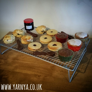 Sunday Sevens (11th October 2015) www.yarnya.co.uk baking