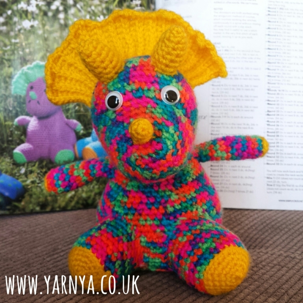 Slowly but surely getting there www.yarnya.co.uk
