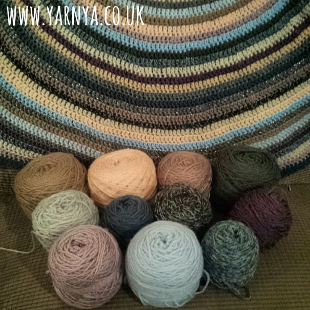 Sunday Sevens (3rd January 2016) www.yarnya.co.uk