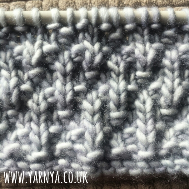 Update on my Projects in Progress www.yarnya.co.uk