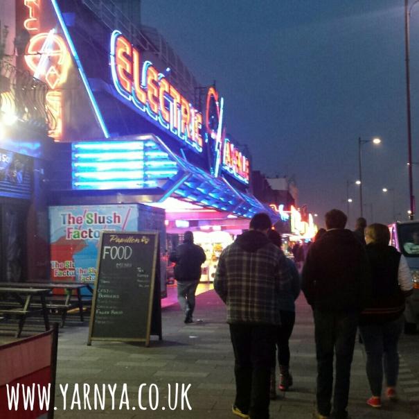 Sunday Sevens (13th March 2016) www.yarnya.co.uk